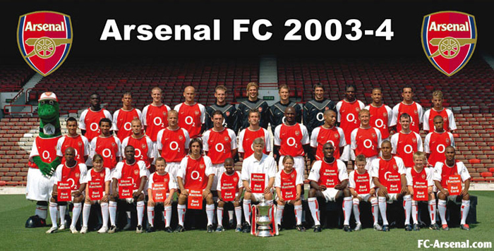 Фото футболистов английской лиги сезон 2003 2004