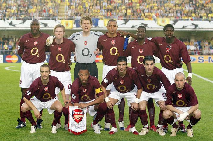 Арсенал ювентус 2006